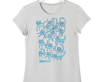 Raining Cats T-Shirt