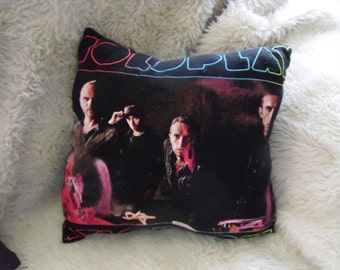 Coldplay Couch Pillow