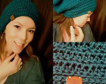 Trendy Slouchy Hats in any Color