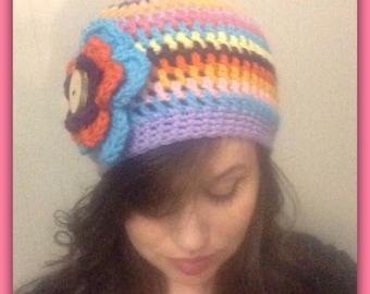 Color Burst Hat