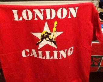 Clash London Calling T shirt