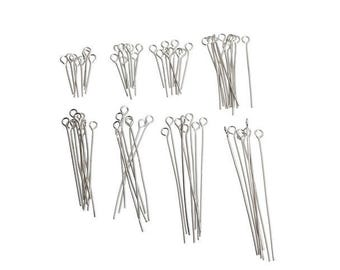 800 stems with gray silver eye 8 dimensions of 1.7 to 5cm