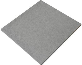 "12"" x 12"" Non-Asbestos Heat-Reflective Transite Soldering Board Jewelry Repair Making Metal Casting Work Surface - SOL-440.30"