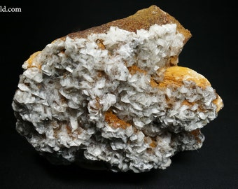 Barite crystals from Kent, England