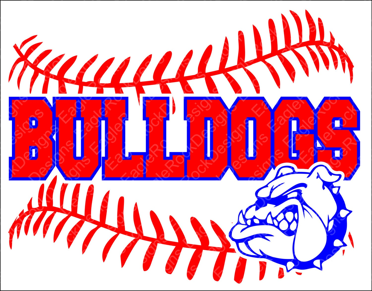 Bulldogs baseball logo - photo#26