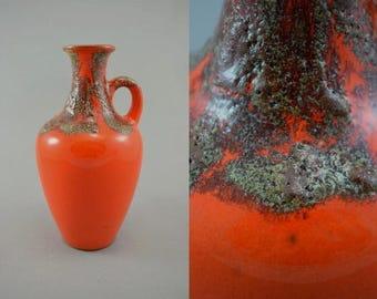 Vintage vase made by Stein Keramik / 2 20 | West German Pottery | 60s