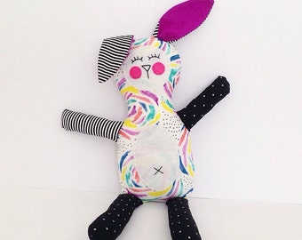 SALE ****Charli the cheeky bunny plushie toy