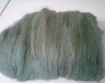 Green with envy spinning batts