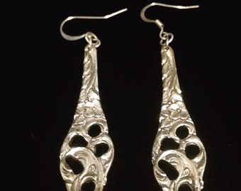 Tea Spoon Earrings