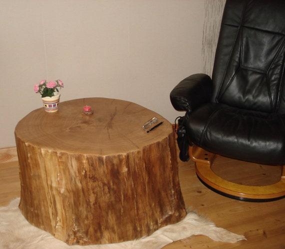 baumstamm couchtisch ausgeh hlt getrocknet. Black Bedroom Furniture Sets. Home Design Ideas