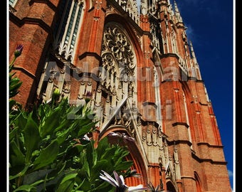 The old church - Wall Art - Digital Photography