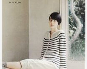 Easy knitting knitted and comfortable by Michiyo - Japanese knitting book
