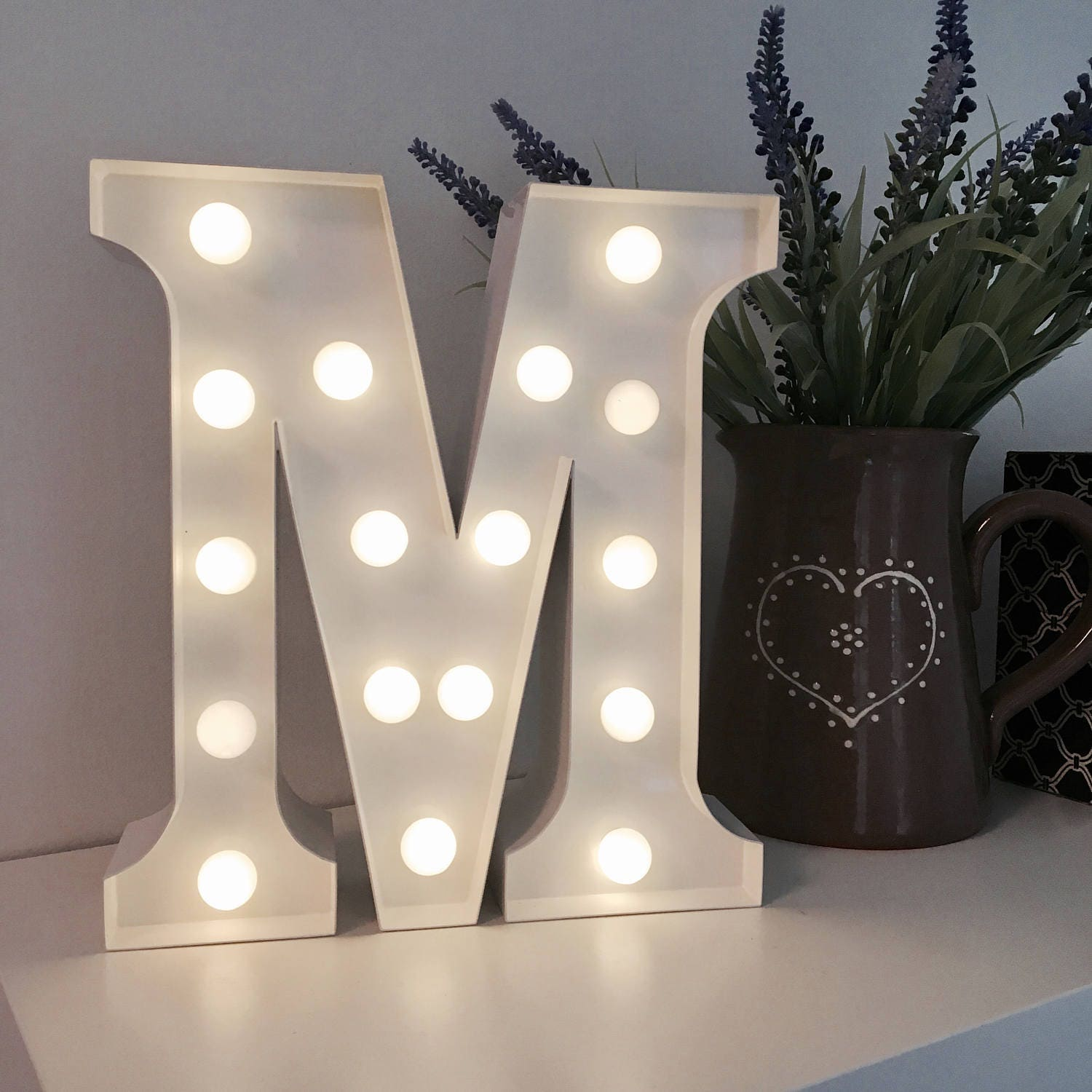 marquee light up letters vintage carnival style marquee light light up letter m 23581 | il fullxfull.1222361719 rmow