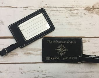 Personalized luggage tag, luggage tag, travel