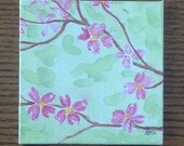 Watercolor Flowers, Water...