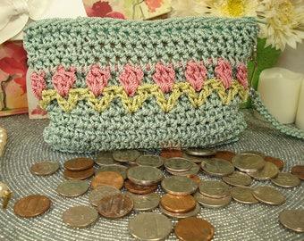 Coin Purse, change purse, womens change purse, zipper pouch, coin purse wallet, small zip purse, woman coin pouch, small zipper wallet