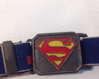 Vintage DC Comics, Superman belt