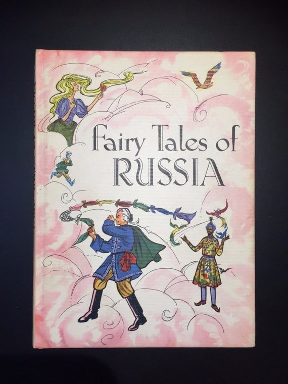 Fairy Tales of Russia Ret...