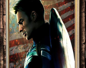Captain America Freedom