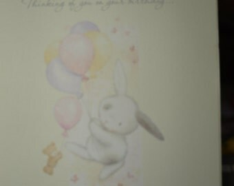 Thinking of You on Your Birthday   Birthday Card
