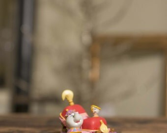 Chip from Beauty and the Beast Christmas Ornament