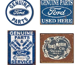 """Tin Sign """" Ford Automotive """" #S791 #S1422 #S2068 #S1707"""