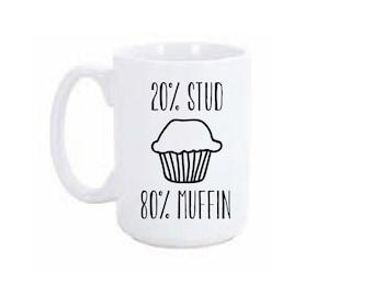 Stud Muffin Coffee Mug