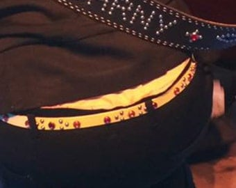 Guitar Strap !  Design Open  Custom work