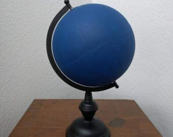 Custom Color Chalkboard Globe