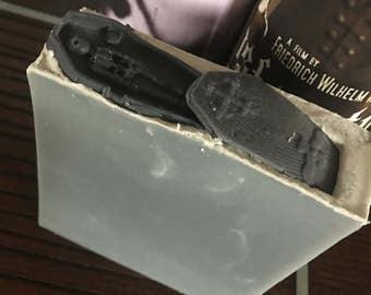 Dead and buried soap