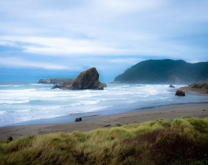 OREGON COAST 1 | modern fine art photography blank note cards custom books interior wall decor affordable pictures –Rick Graves