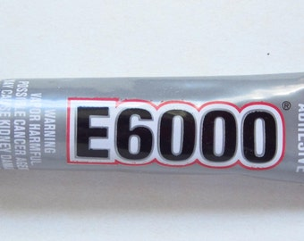 E6000 Tillandsia Glue-Air Plant Self Adhesive-Tillandsia Glue-Air Plant Supplies-Plant Supplies-Air Plant Accessories-Tillandsia Accessories