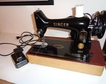 Singer sewing machine | Etsy