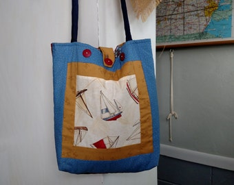Ship Handbag