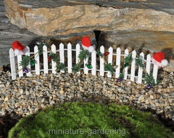 North for Winter for Miniature Garden, Fairy Garden