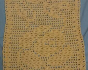 Crochet table runner pattern / crochet filet table runner pattern / crochet filet rose pattern / table cloth pattern
