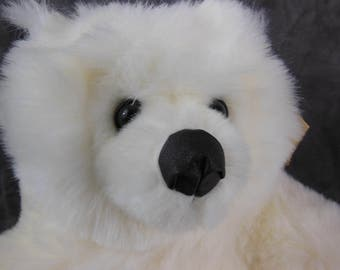 Westcliff Collection Polar Bear - White With Tags