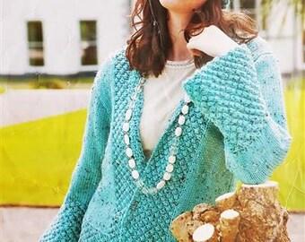 TIVOLI VINTAGE LADIES Knitting Pattern 3332