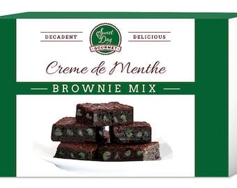 Creme deMenthe Brownie Mix