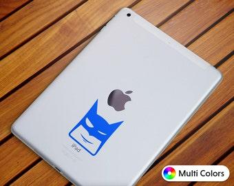 Batman Decal, Batman Sticker for iPad iPhone MacBook Or Walls and Cars