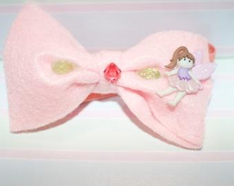 Fairy collection swarowski bow