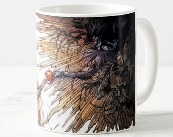 Death Note tea/coffe Cup Mug