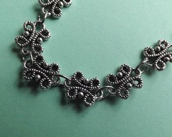 Choker, neck Ras, necklace Celtic knot