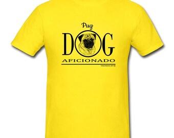 Pug - Tamara Burnett Aficionado Tee Shirt 11022