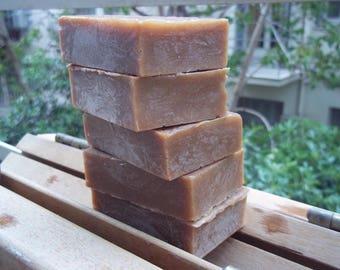Banana Lavender 100% Natural Handmade Soap