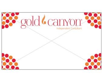 Gold Canyon Business Card