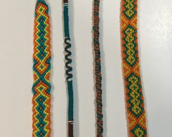 Friendship Bracelets #12