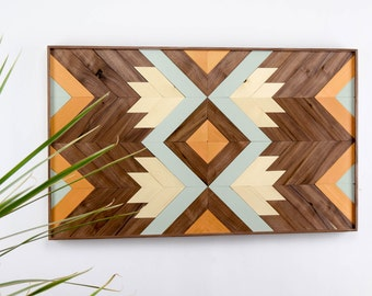 Large Wooden Wall Art reclaimed wood wall art wooden wall art geometric wood art
