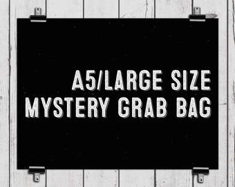 A5/Large Size Planner Mystery Grab Bag