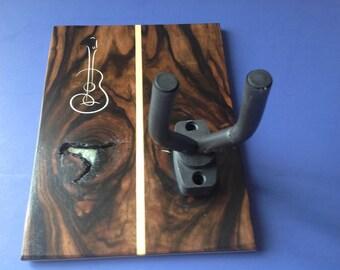 Guitar wall hanger. FREE SHIPPING!